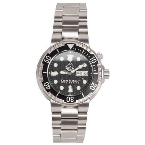 Kirby Morgan® 1000m Stainless Watch