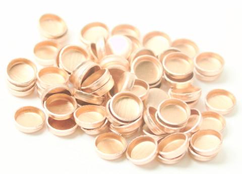 7mm/.284 Caliber Copper Gas Checks