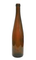 Amber Hock/Desert Wine Bottle #1106 With Cork