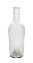500ml Clear Bordeaux Port Wine Bottle with Corks