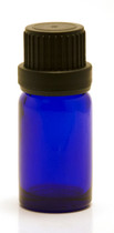 10ML Blue Essential Oil Bottle with Heavy Duty Tamper Evident Cap & Orifice Reducer