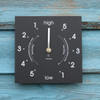 Tide clock recycled