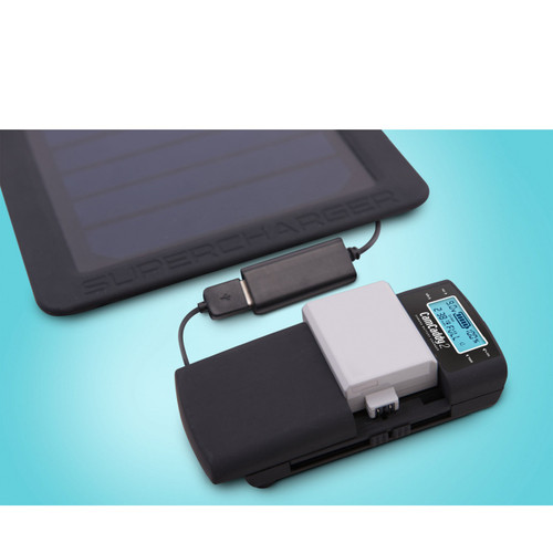 CamCaddy 2 Camera Battery Charger