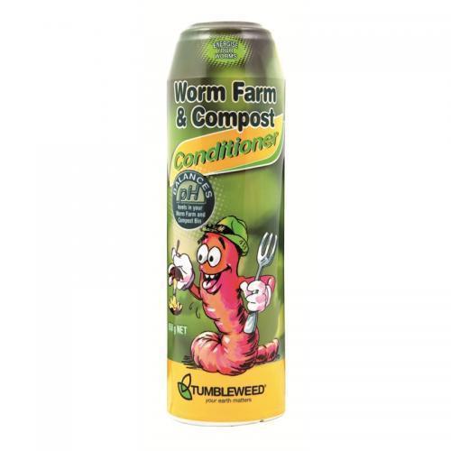 Worm Farm & Compost Conditioner