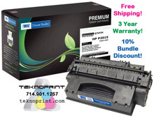 HP LaserJet P2015, M2727mfp, 53X Series High Yield Toner (Yield: 7,000)
