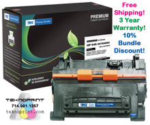 HP LaserJet P4014, P4015, P4515, 64A Series Extended Yield Toner (Yield: 18,000)