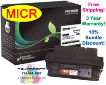 HP LaserJet P4015, P4515, 64X Series High Yield MICR Toner (Yield: 24,000)