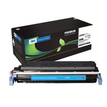 HP Color LaserJet 5500 5550 645A Series Toner - CYAN (Yield: 12,000)