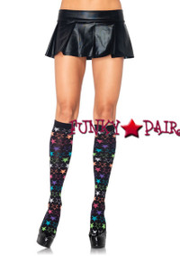 5206, Rainbow Star Socks