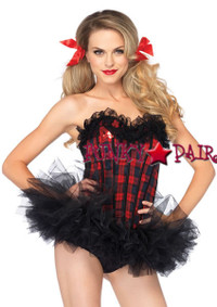 2637, Easy A School Girl Corset