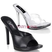 VOGUE-01, 5 Inch High Heel Sexy Platform Stilletto Shoes