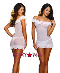 DG-8695, Wedding Belle Chemise