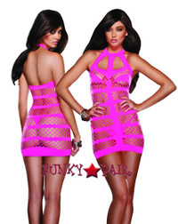 DG-8697 * Midnight Express Dress