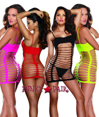 DG-8698 * Slash Dance Dress