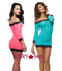 DG-8084 * Off the Shoulder Cutie Chemise