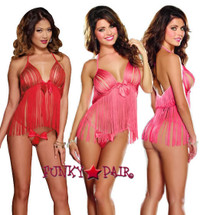DG-8498 * On The Fringe Baby doll