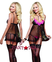 DG-9357 * Your Temptation Babydoll