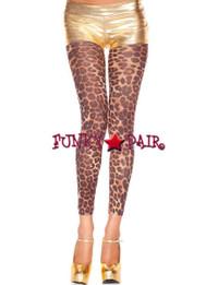 ML-35804, Cheetah Print Leggings