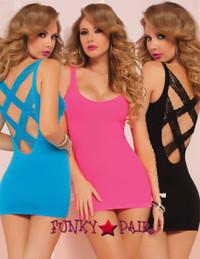 STM-9865, Sexy Back Dress