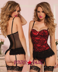 STM-9103, Victorian Lace Bustier
