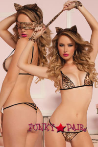 role play lingerie sexy costumes,STM-9887, Purrfect Bra Set