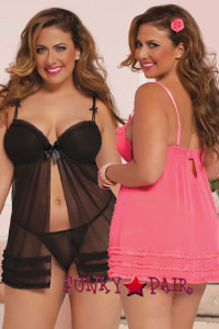 STM-9892X, Fun and Frills Babydoll