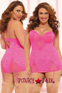 STM-9916X, Candy Cat Chemise