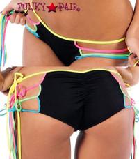 NE1209, Multi-Tie Side Shorts