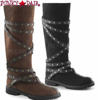 Gotham-106, Men's Pull On Knee High Boots **COMING SOON IN JULY**