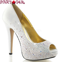 Lolita-06, 5 Inch Rhinestones Pump **COMING SOON NOV**