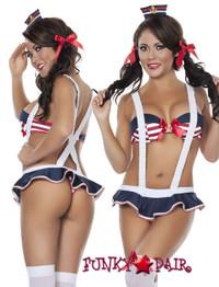 SLB4455, Playful Sailor Hottie