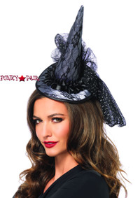 A2718, Mini Lace Witch Hat