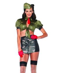 LA-85185, Corporal Cutie Costume