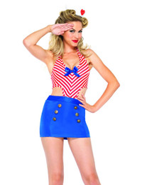 LA-85188, Shore Leave Sailor Costume