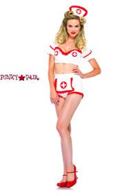 LA-85197, First Aid Flirt Nurse Costume