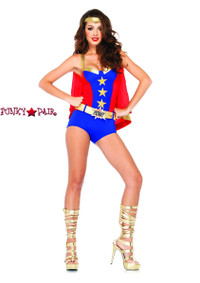 LA-85224, Comic Book Girl Costume