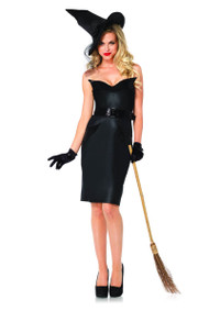 LA-85239, Vintage Witch Costume