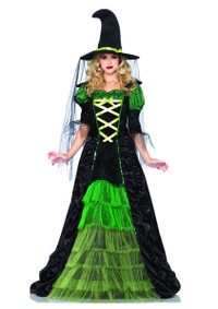 LA-85240, Storybook Witch Costume (LA-85240)