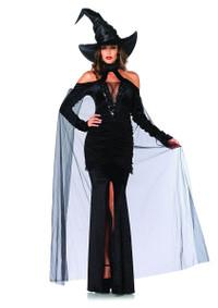 LA-85242, Sultry Sorceress Costume