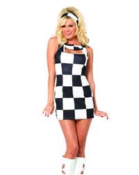 LA-85248, Trippy Trixie Girl Costume