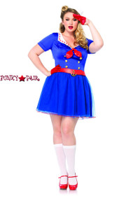 LA-85290X, Ahoy There Honey Costume