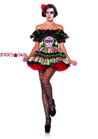 LA-85293, Day Of The Dead Doll