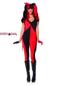 LA-85297, Jingle Jester Costume