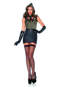 LA-85300, Major Bombshell Costume