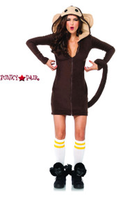 LA-85309, Cozy Monkey Costume