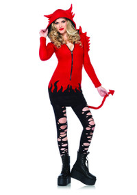 LA-85310, Cozy Devil Costume
