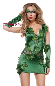 S4228, Intoxicating Ivy Girl Costume
