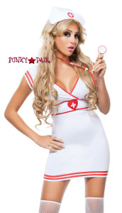 S4313, Bedside Nurse Costume