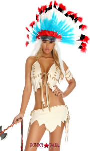 FP-553438, Tribal Tease Indian Costume