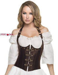 C1386, Steampunk Underbust Made by Mysery House